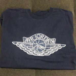 Air Jordan Long Sleeve Tee XL - New!